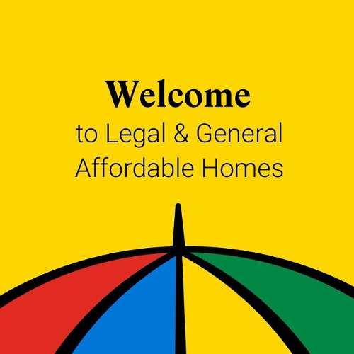 Welcome to Legal & General Affordable Homes