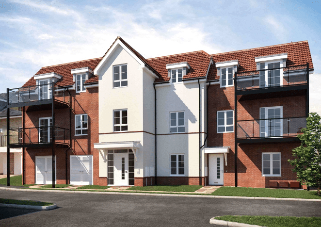 An example home as part of a step by step Shared Ownership guide from Legal & General Affordable Homes.